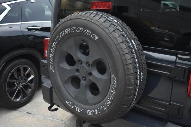 2016 Jeep Wrangler Unlimited Sahara 7