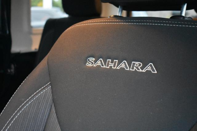 2016 Jeep Wrangler Unlimited Sahara 15