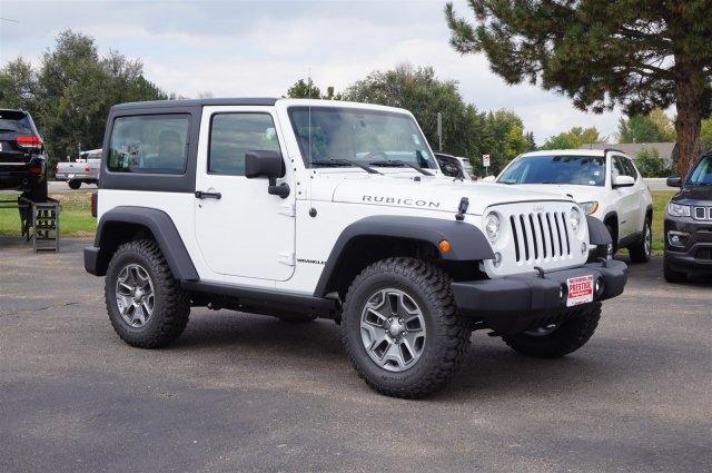2017 Jeep Wrangler Rubicon for sale in Longmont, CO