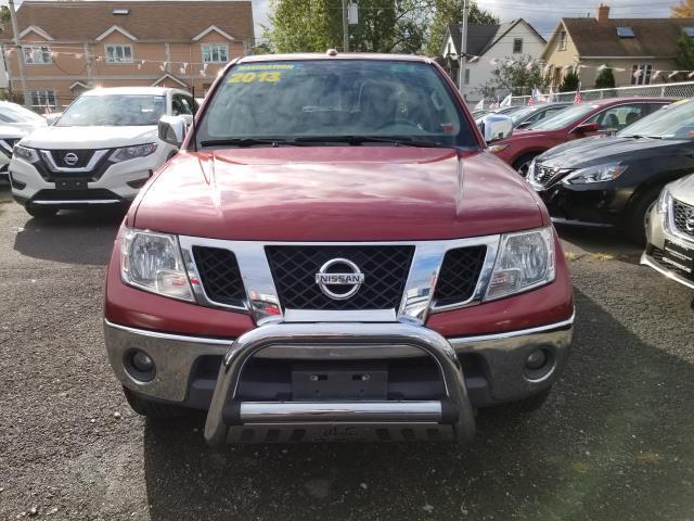 2013 Nissan Frontier SL 7