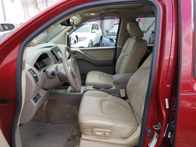 2013 Nissan Frontier SL 8