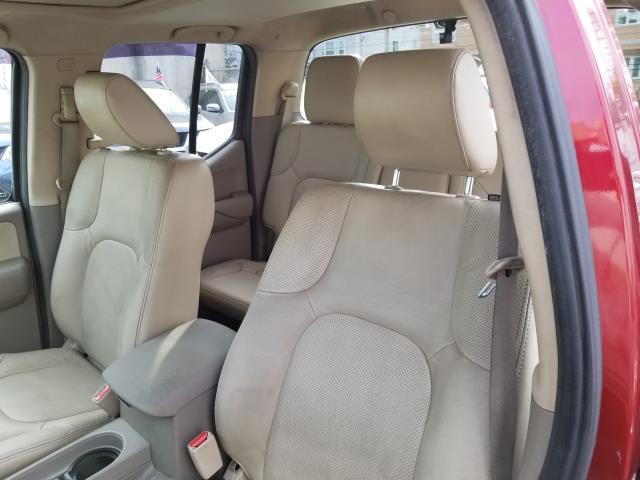 2013 Nissan Frontier SL 10