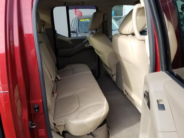 2013 Nissan Frontier SL 14