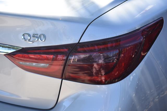 2018 INFINITI Q50 3.0t LUXE AWD 7
