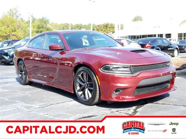 Torred Clearcoat 2019 Dodge Charger GT 4dr Car Raleigh NC