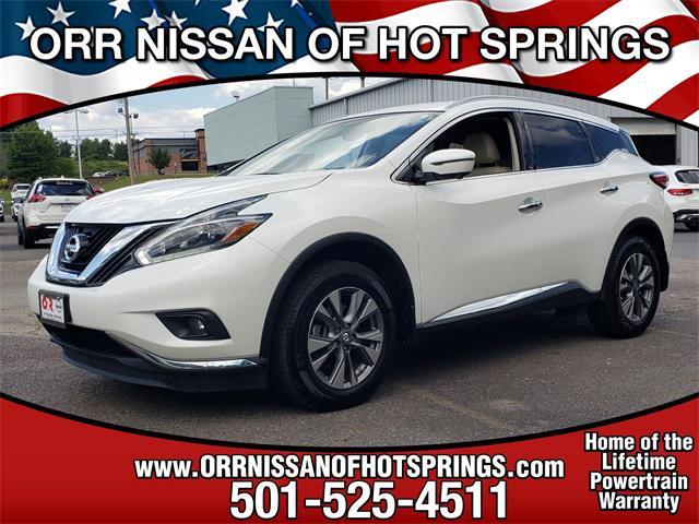 2018 Nissan Murano SL [11]