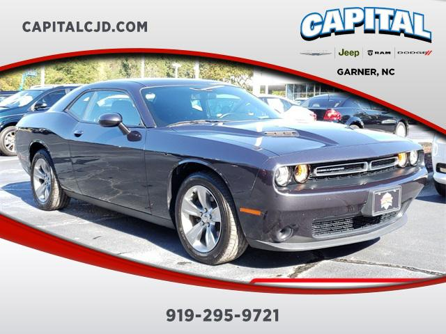 steel metallic clearcoat 2019 Dodge Challenger SXT 2dr Car Garner NC