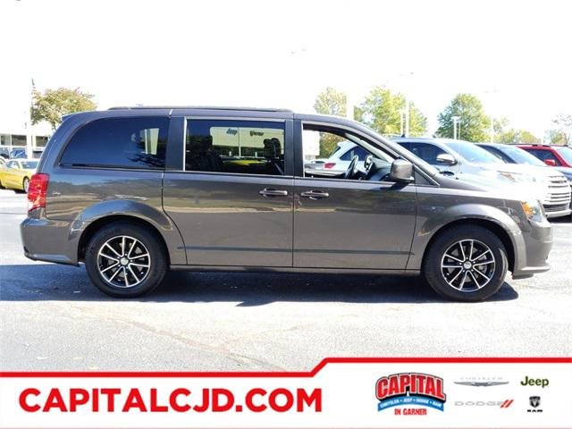 2018 Dodge Grand Caravan GT Mini-van, Passenger Slide