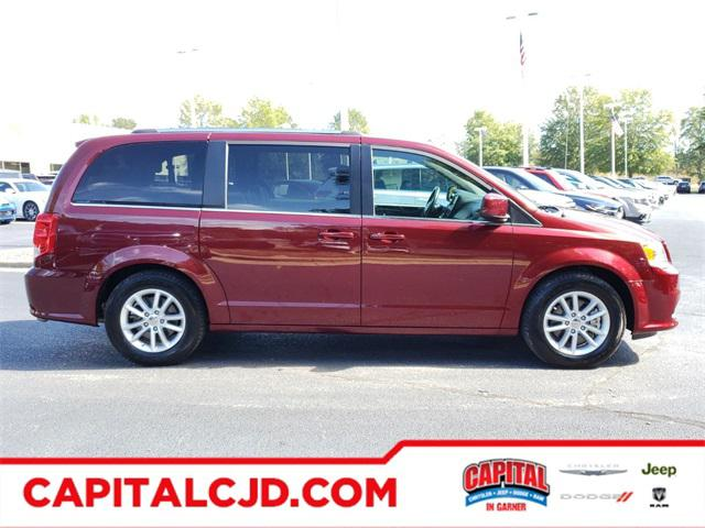 2018 Dodge Grand Caravan SXT Mini-van, Passenger Slide