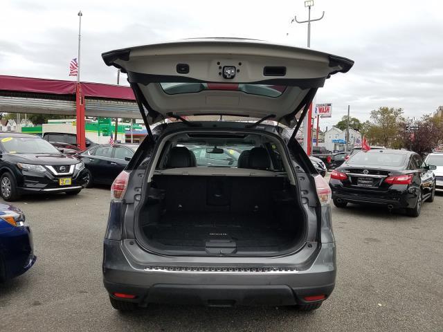 2016 Nissan Rogue AWD 4dr SL 5