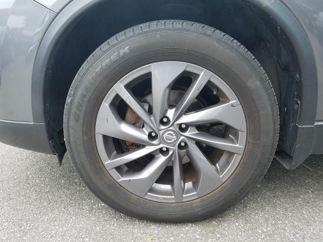 2016 Nissan Rogue AWD 4dr SL 12