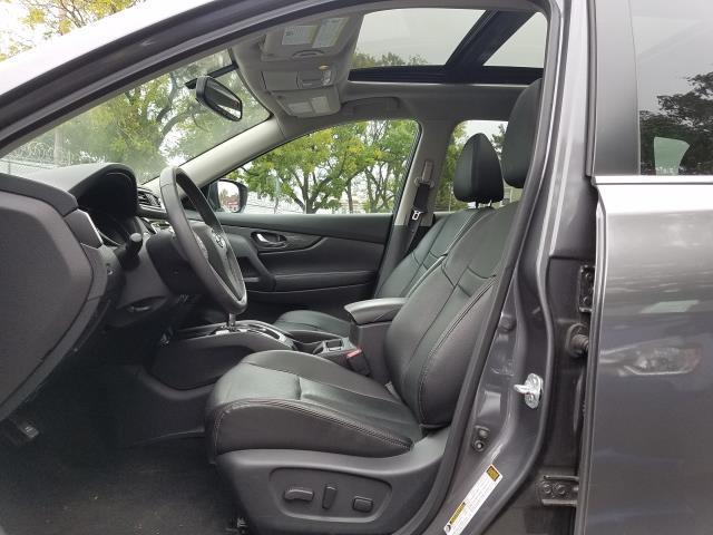 2016 Nissan Rogue AWD 4dr SL 13
