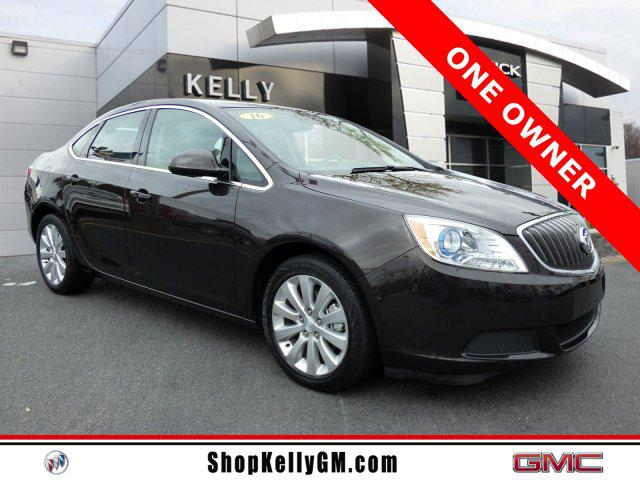 2016 Buick Verano 4DR SDN 4dr Car Slide 0