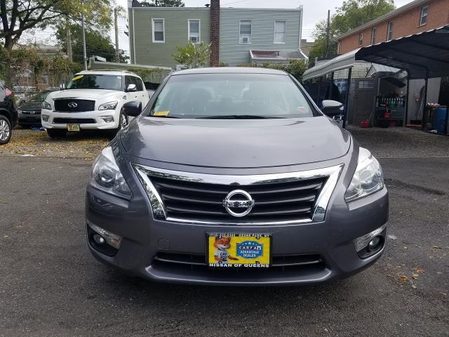 2015 Nissan Altima 2.5 SL 7