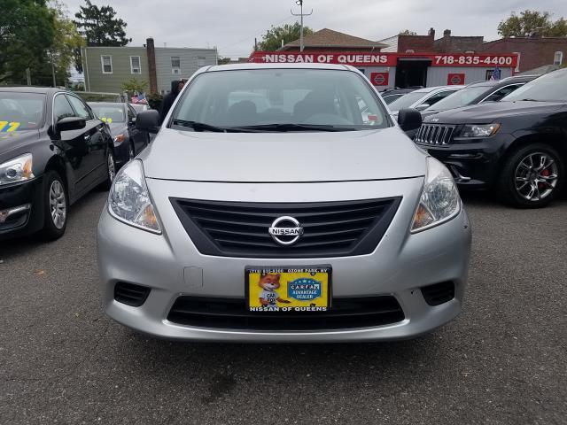 2014 Nissan Versa S 6