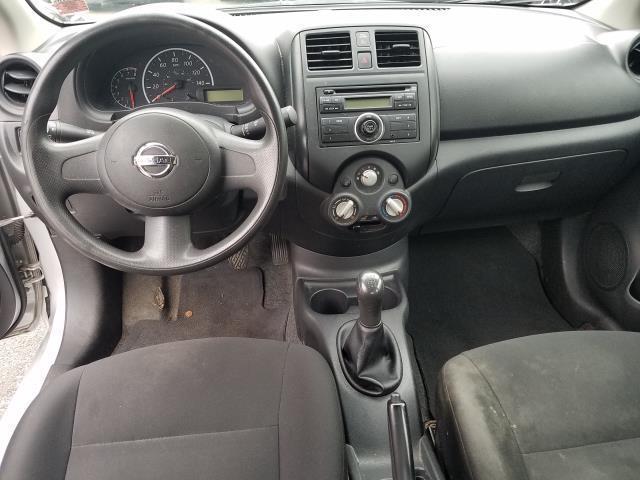 2014 Nissan Versa S 13