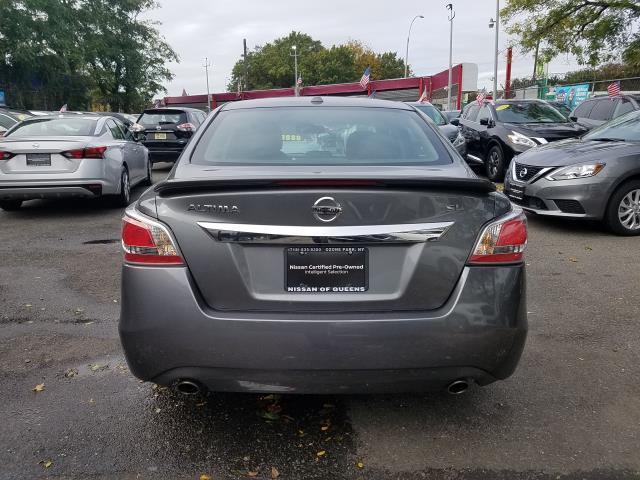2015 Nissan Altima 4dr Sdn I4 2.5 SL 6