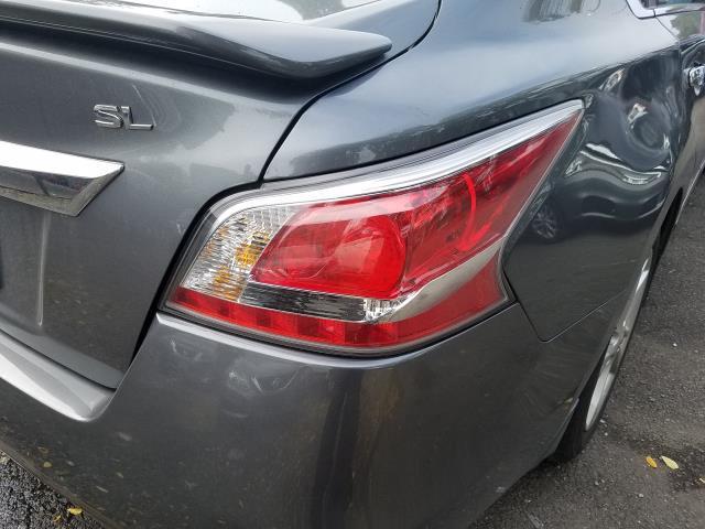 2015 Nissan Altima 4dr Sdn I4 2.5 SL 10
