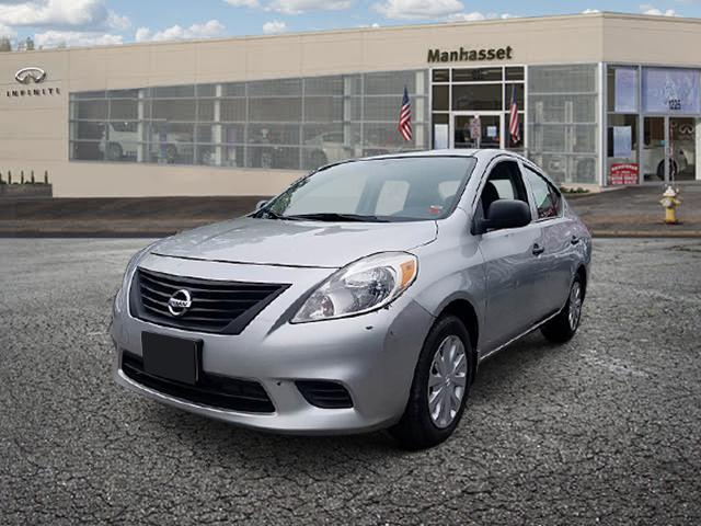 2014 Nissan Versa 4dr Sdn Manual 1.6 S 0