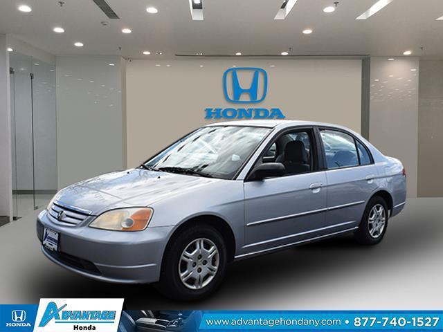 2002 Honda Civic LX 4dr Car Slide