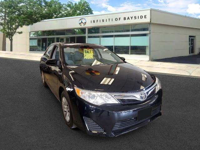 2012 Toyota Camry LE 2