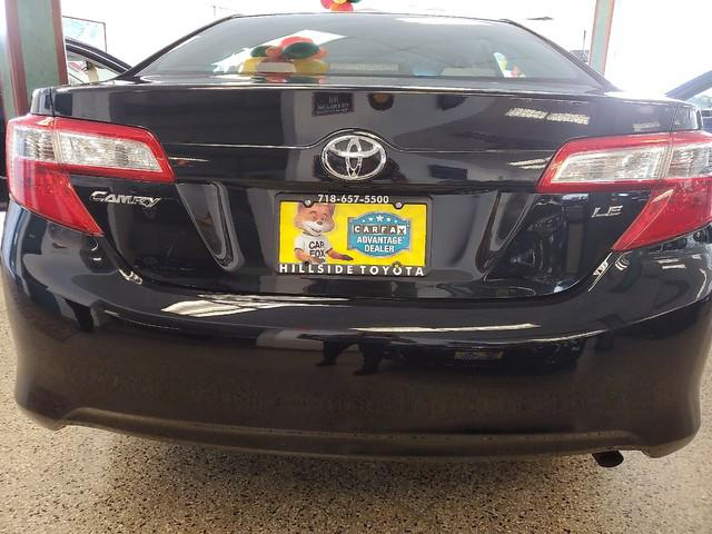 2012 Toyota Camry LE 4