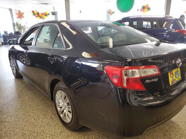 2012 Toyota Camry LE 5