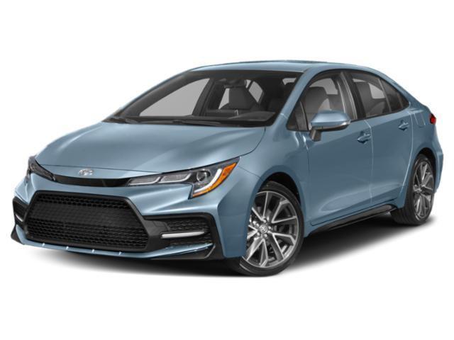 2020 Toyota Corolla SE 4dr Car Slide