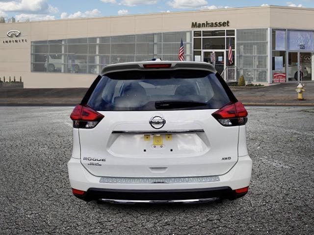 2017 Nissan Rogue 2017.5 AWD S 3