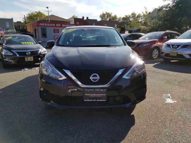 2019 Nissan Sentra SV 6