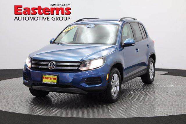 2017 Volkswagen Tiguan S for sale in Hyattsville, MD