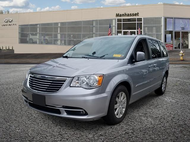 2016 Chrysler Town & Country 4dr Wgn Touring 0