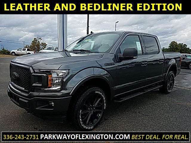 Magnetic Metallic 2020 Ford F-150 XLT 4D SuperCrew Lexington NC