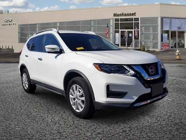2017 Nissan Rogue AWD SV