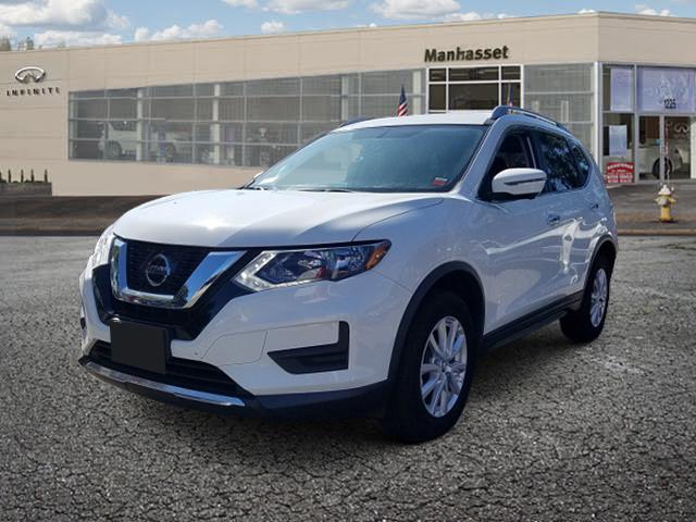 2017 Nissan Rogue AWD SV 0