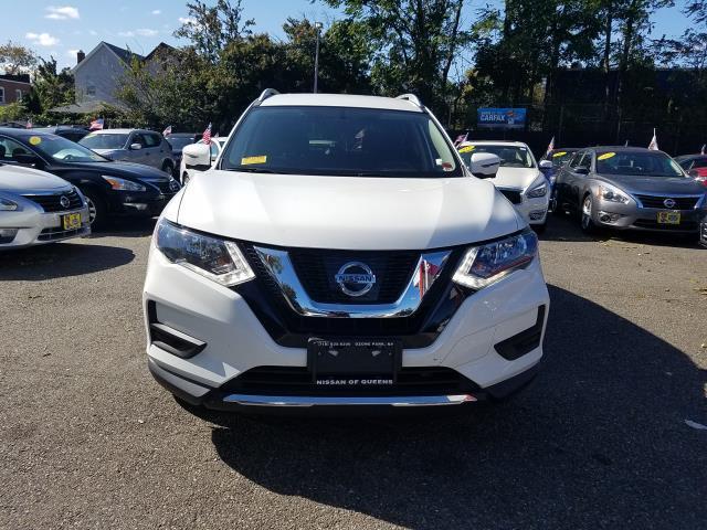 2017 Nissan Rogue AWD SV 6