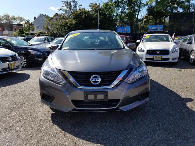 2018 Nissan Altima 2.5 S Sedan 7