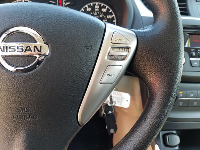 2016 Nissan Sentra 4dr Sdn I4 CVT S 20