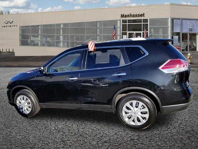 2016 Nissan Rogue AWD 4dr S 0