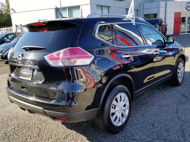 2016 Nissan Rogue AWD 4dr S 4