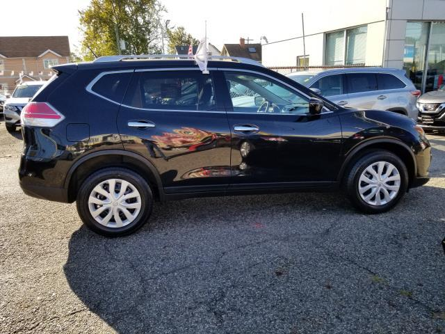 2016 Nissan Rogue AWD 4dr S 5