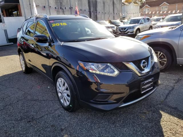 2016 Nissan Rogue AWD 4dr S 6