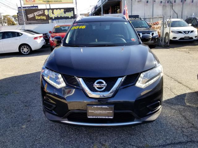 2016 Nissan Rogue AWD 4dr S 7
