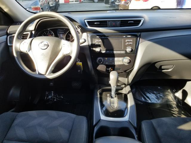2016 Nissan Rogue AWD 4dr S 17