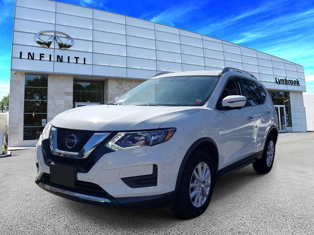 2017 Nissan Rogue SV 0