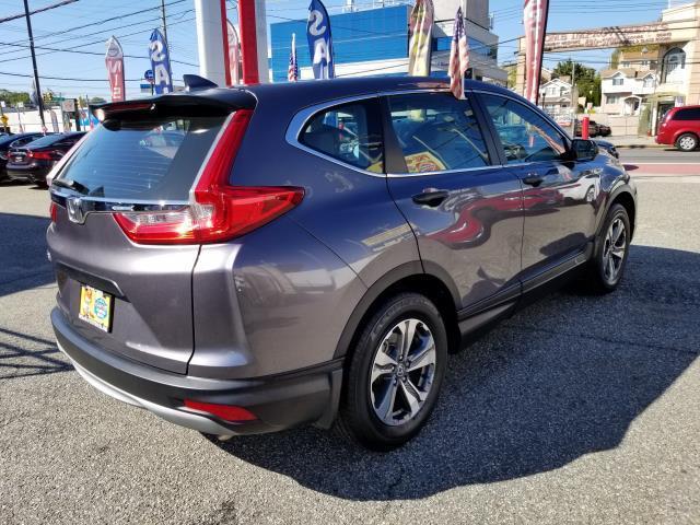 2017 Honda Cr-V LX 4