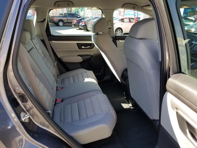 2017 Honda Cr-V LX 14