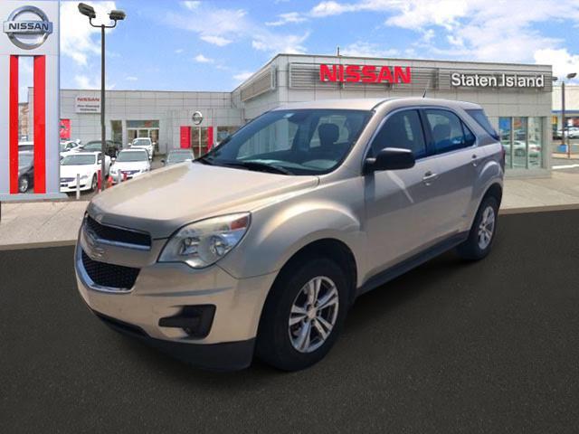 2012 Chevrolet Equinox LS [3]