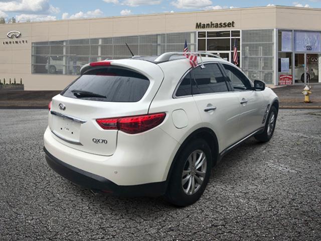 2017 INFINITI QX70 AWD 2