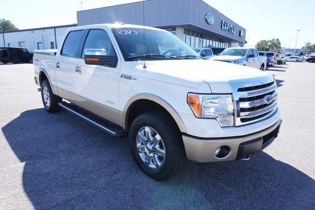 2014 Ford F-150 LARIAT Crew Pickup Slide